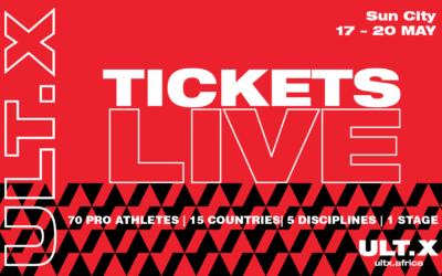 ULT.X 2018 Tickets Announcement