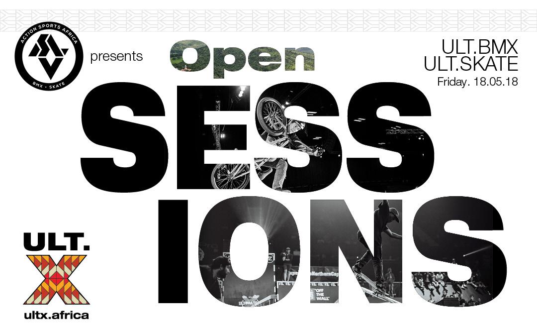 ULT.X – ASA – Open Sessions