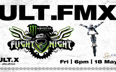 Monster Energy unleashes Flight Night at ULT.X 2018