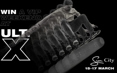 WIN A VIP WEEKEND AT ULT.X
